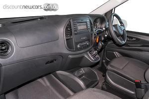 2020 Mercedes-Benz Vito 111CDI SWB Manual
