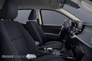 2018 Mercedes-Benz X-Class X220d Pure Manual 2WD Dual Cab