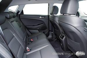 2020 Hyundai Tucson Elite Auto 2WD MY21