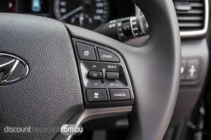 2020 Hyundai Tucson Elite Auto 2WD MY20
