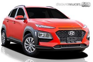 2019 Hyundai Kona Go Auto 2WD MY19