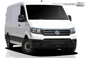 2019 Volkswagen Crafter 35 TDI410 SY1 Medium Wheelbase Manual FWD MY19