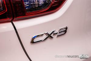 2020 Mazda CX-3 Maxx Sport DK Auto FWD