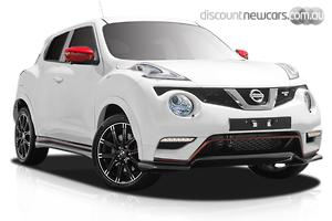 2018 Nissan JUKE NISMO RS F15 Manual 2WD MY18