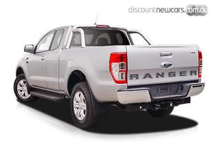 2018 Ford Ranger XLT PX MkIII Auto 4x4 MY19 Super Cab