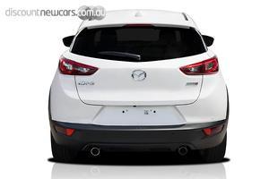 2018 Mazda CX-3 Maxx Sport DK Auto FWD