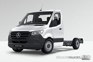 2019 Mercedes-Benz Sprinter 416CDI Medium Wheelbase Manual RWD