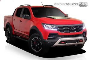 2018 Holden Special Vehicles Colorado SportsCat+ Auto 4x4 MY19
