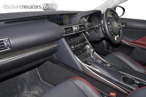 2018 Lexus IS300 Luxury Auto