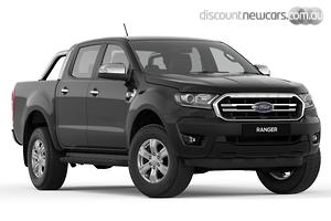 2018 Ford Ranger XLT Hi-Rider PX MkIII Auto 4x2 MY19 Double Cab