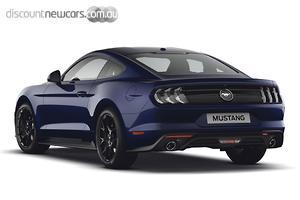 2019 Ford Mustang FN Manual RWD MY19