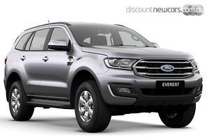 2019 Ford Everest Ambiente UA II Auto RWD MY19