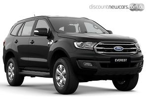 2019 Ford Everest Ambiente UA II Auto 4WD MY19