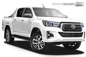 2018 Toyota Hilux SR5 Manual 4x4 Double Cab