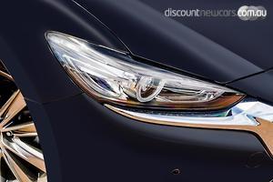 2018 Mazda 6 Atenza GL Series Auto