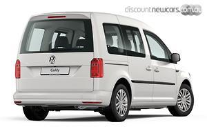 2020 Volkswagen Caddy TSI220 Trendline 2K SWB Auto MY20