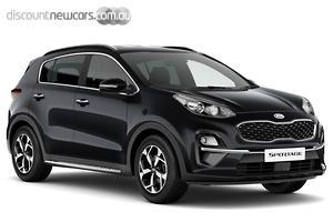 2018 Kia Sportage AO Edition Auto AWD MY19