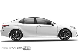 2020 Toyota Camry SX Auto
