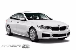 2020 BMW 6 Series 620d M Sport G32 Auto