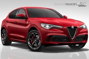 2018 Alfa Romeo Stelvio Quadrifoglio Auto AWD
