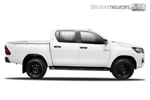 2020 Toyota Hilux SR Manual 4x4 Double Cab