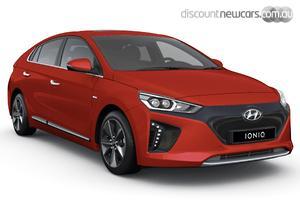 2018 Hyundai IONIQ electric Elite Auto MY19