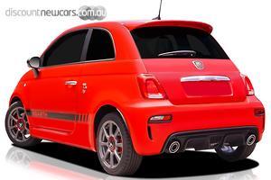 2019 Abarth 595 Auto