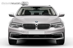 2020 BMW 5 Series 520d Luxury Line G31 Auto