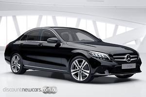 2020 Mercedes-Benz C-Class C300 e Auto