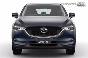 2019 Mazda CX-5 Maxx KF Series Auto i-ACTIV AWD