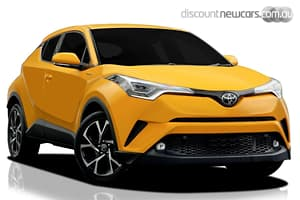 2018 Toyota C-HR Koba Auto AWD