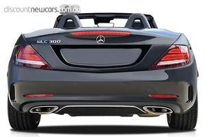 2020 Mercedes-Benz SLC-Class SLC300 Auto
