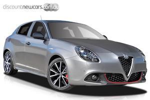 2018 Alfa Romeo Giulietta Veloce Auto