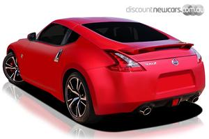 2018 Nissan 370Z Z34 Manual MY18