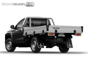 2019 Mitsubishi Triton GLX MR Auto 4x4 MY19