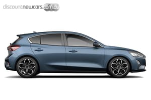 2020 Ford Focus Titanium SA Auto MY20.25