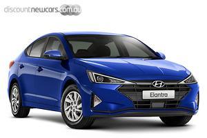 2018 Hyundai Elantra Go Manual MY19