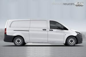 2020 Mercedes-Benz Vito 111CDI LWB Manual