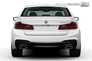 2020 BMW 5 Series 530e M Sport G30 Auto