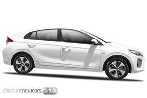 2019 Hyundai IONIQ electric Elite Auto MY19