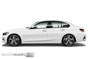 2020 BMW 3 Series 330i Luxury Line G20 Auto