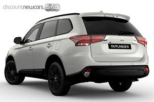 2019 Mitsubishi Outlander Black Edition ZL Auto 2WD MY19