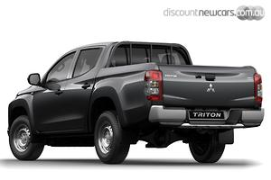 2019 Mitsubishi Triton GLX ADAS MR Auto MY19 Double Cab