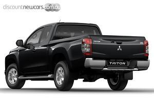 2019 Mitsubishi Triton GLX+ MR Auto 4x4 MY19