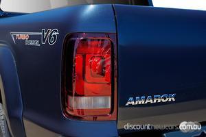 2019 Volkswagen Amarok TDI550 Sportline 2H Auto 4MOTION Perm MY20 Dual Cab