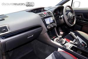 2019 Subaru WRX STI spec.R V1 Manual AWD MY19