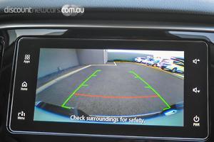 2019 Mitsubishi Triton GLX+ MR Manual 4x4 MY19 Double Cab