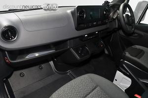 2019 Mercedes-Benz Sprinter 516CDI LWB Manual RWD Dual Cab