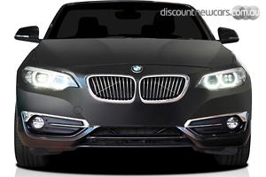 2021 BMW 2 Series 220i Luxury Line F23 LCI Auto