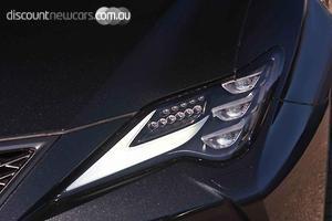 2019 Lexus RC RC350 F Sport Auto